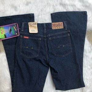 Mudd Vintage Bell Bottom Jeans Size 1